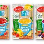 Owocowy kubek FIT Delecta – pierwszy, lekki kisiel z superfoods